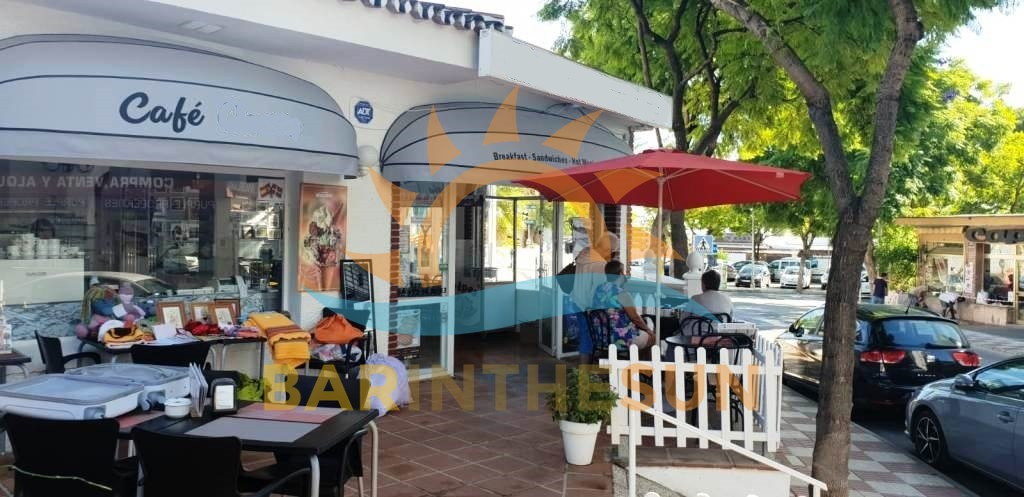 Benalmadena Cafeteria Bakery Bar For Lease, Costa Del Sol Businesses For Sale