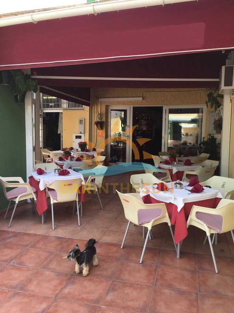 Los Boliches Cafe Bistro For Sale, Business For Sale in Spain
