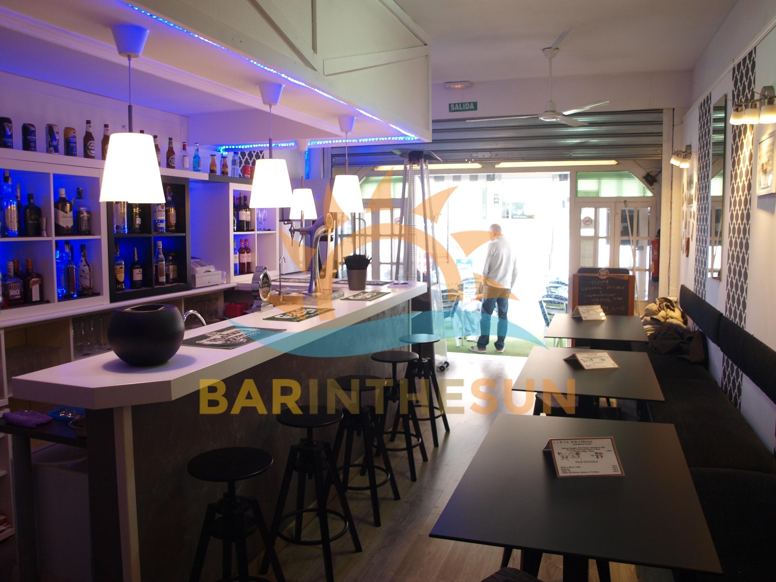 Cafe Bars For Sale in Arroyo De La Miel on The Costa del Sol