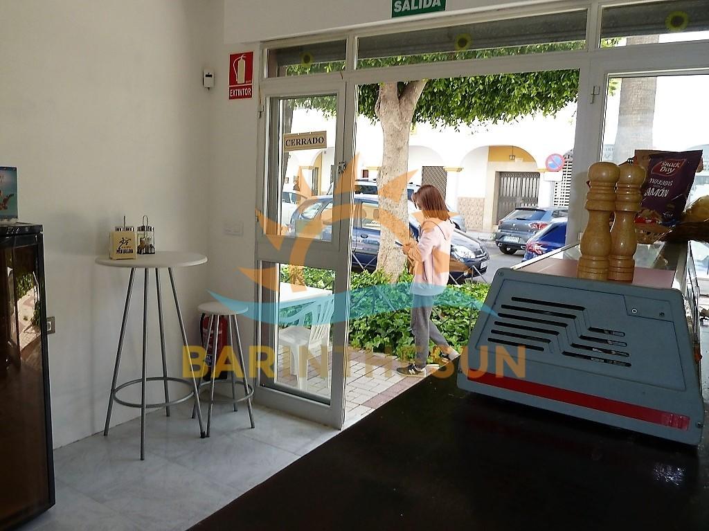 Cafeteria Bar For Sale in Arroyo De La Miel On The Costa del Sol