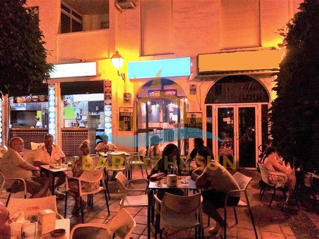 Businesses For Sale in Spain, Bars For Sale in Benalmadena on The Costa Del Sol