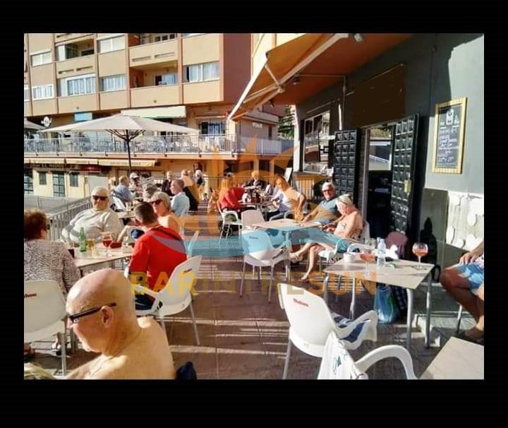 Cafe Bars For Sale in Spain, Benalmadena Costa Cafe Bars for Sale