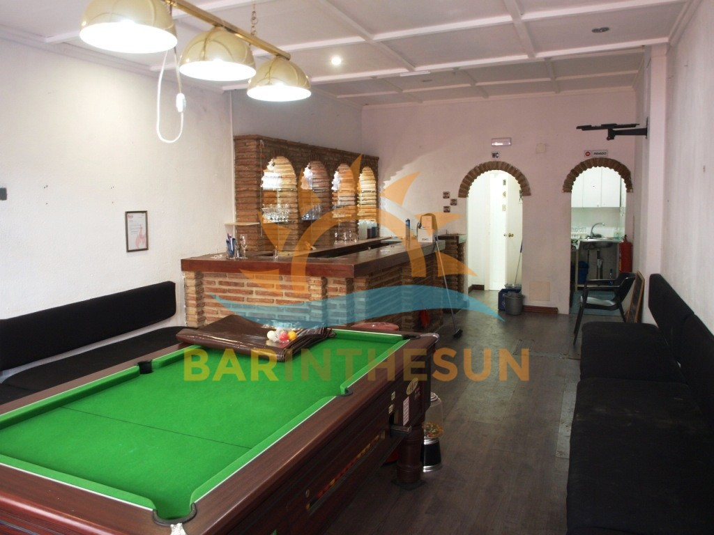 Pubs For Sale in Spain, Costa Del Sol Cafeteria Bars For Sale