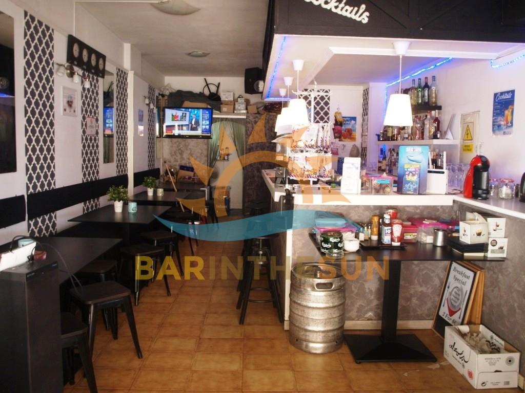 Benalmadena Cafe Bars For Sale, Costa del Sol Cafe Bars For Sale