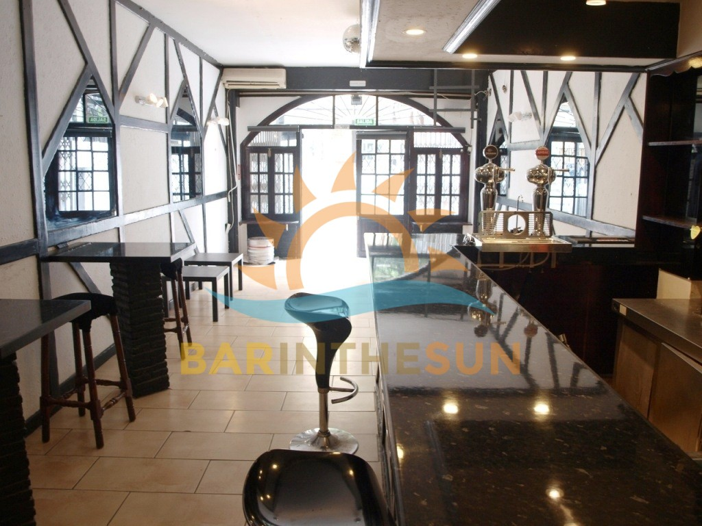 Businesses For Sale in Spain, Cafeteria Bars For Sale in Benalmadena
