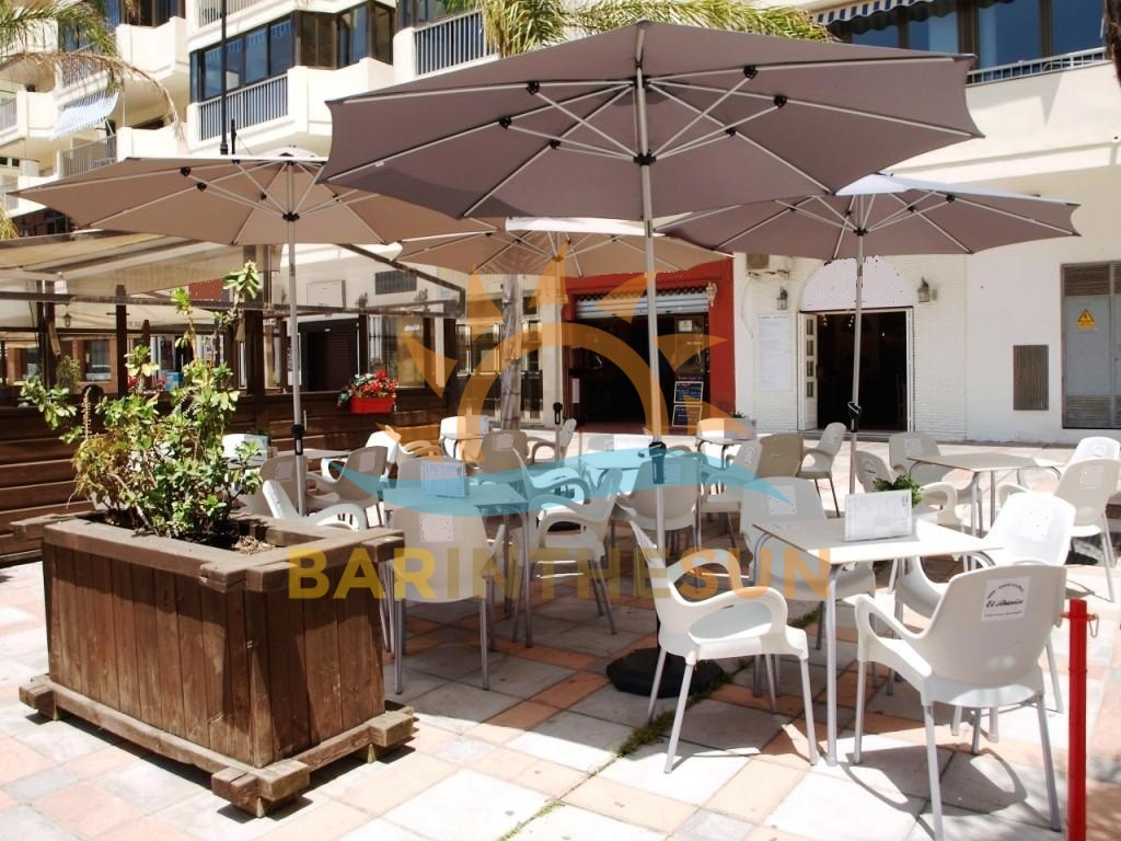 Central Located Fuengirola Cafe Bars For Sale, Bars For Sale in Spain