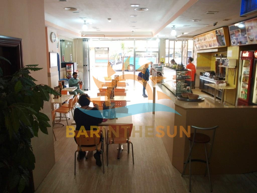 Fuengirola Town Centre Cafe Bar And Takeaway For Sale, Businesses For Sale in Spain