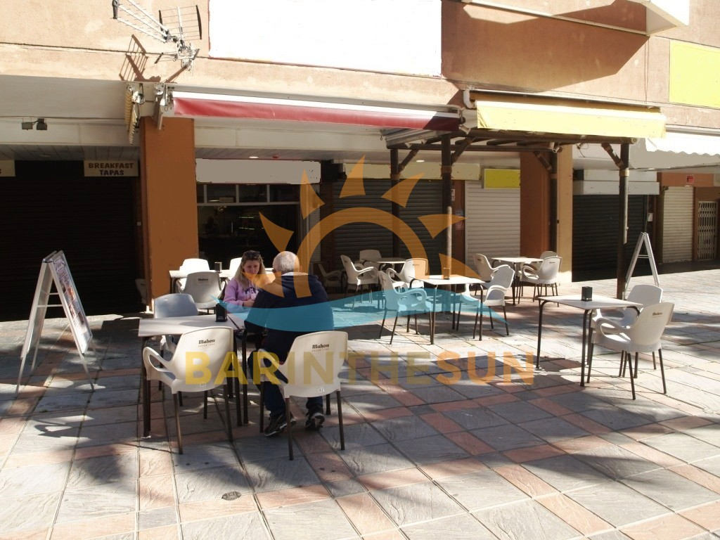 Fuengirola Town Centre Cafe Bars For Sale, Buy a Bar in Spain