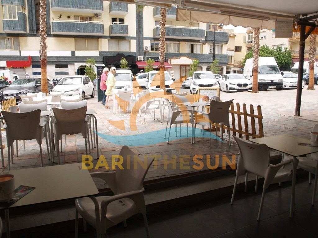 Fuengirola Cafeteria Bars For Lease, Commercials for Sale in Spain