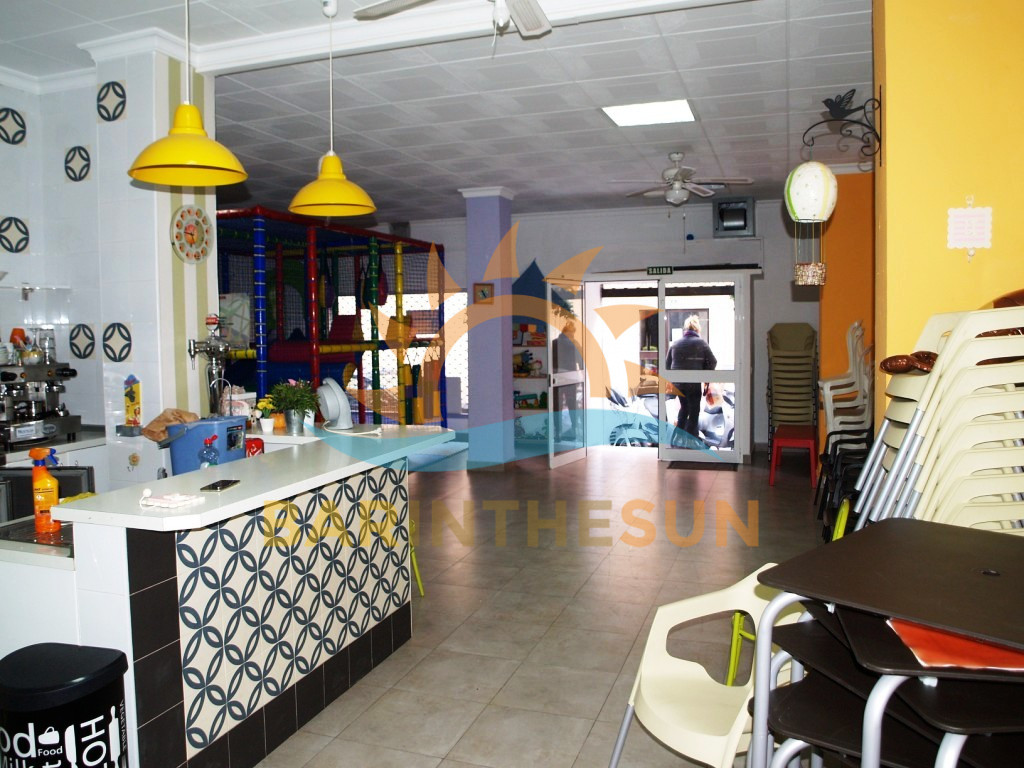 Cafeteria Bars For Rent in Fuengirola, Costa del Sol Cafeteria Bars For Rent