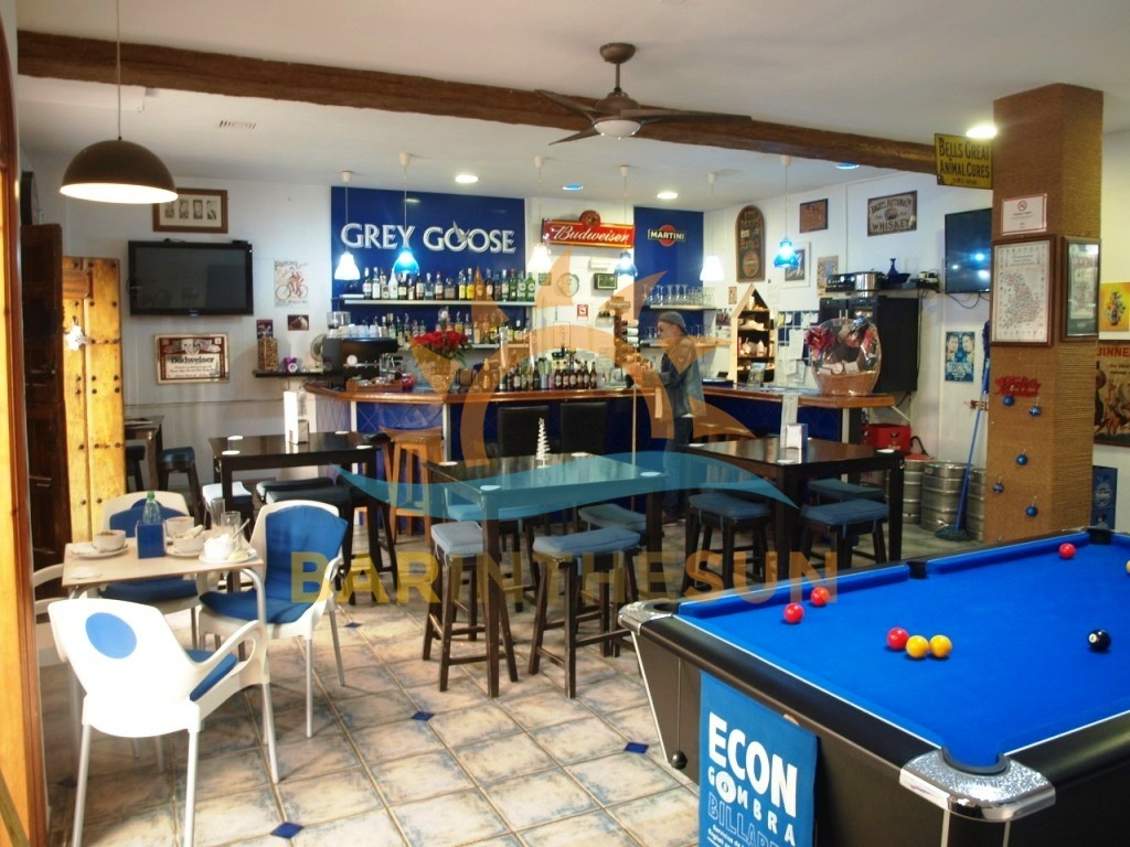 Los Boliches Cafe Bars For Sale, Bars For Sale on The Costa del Sol