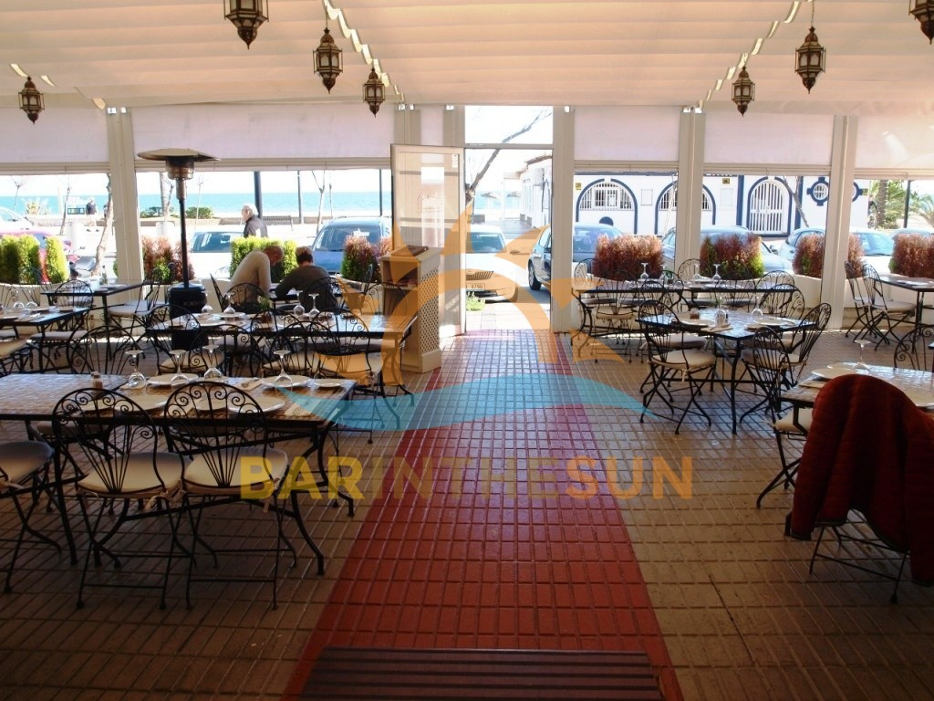 Seafront Restaurants For Sale in Spain, Fuengirola SeaFront Restaurants For Sale