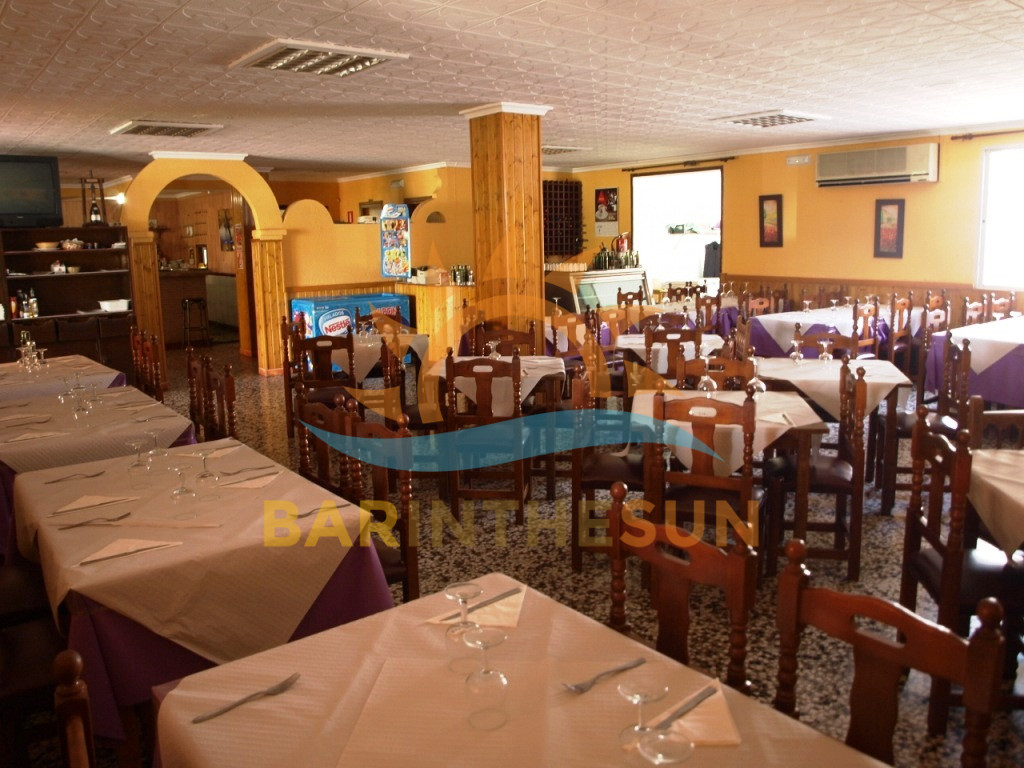 Mijas Costa Bar Restaurants For Sale, Businesses For Sale in Spain