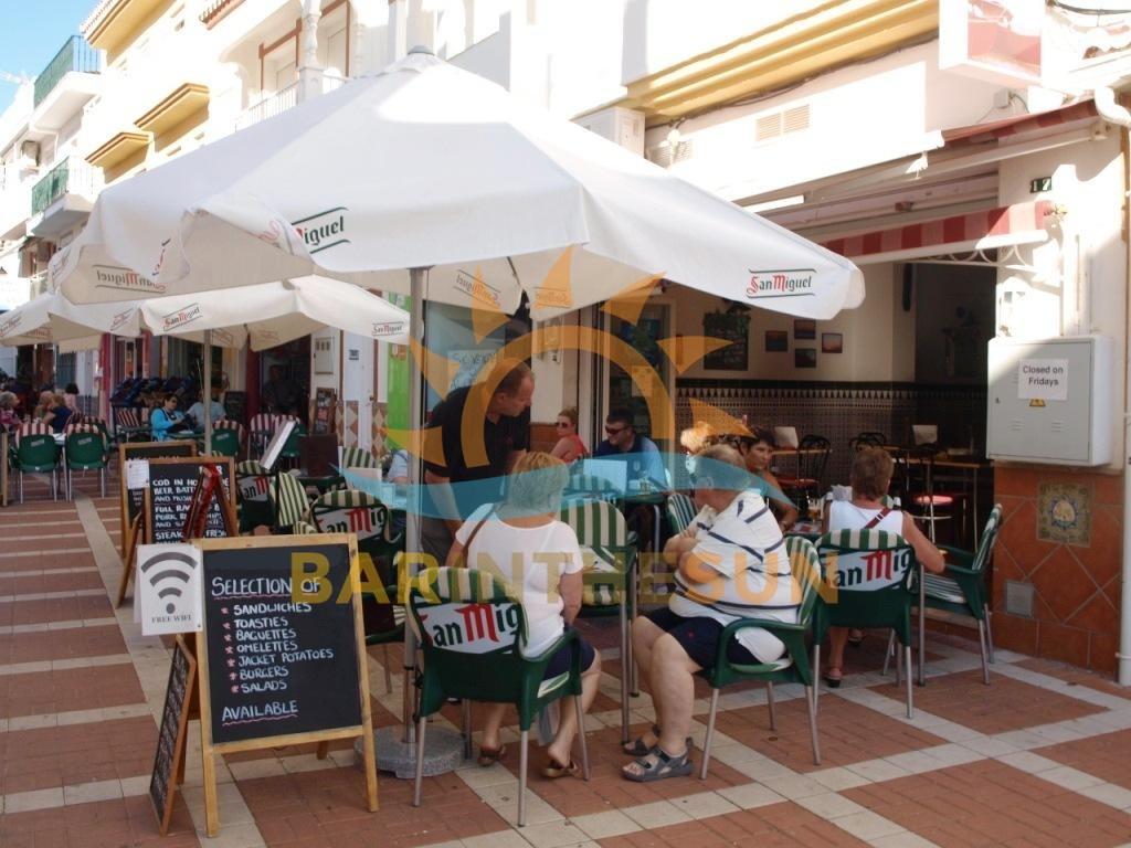 Businesses For Sale Costa Del Sol, La Carihuela Cafe Bars For sale