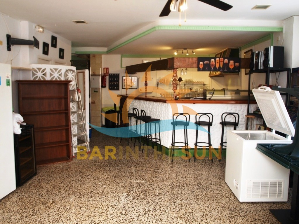 Cafe Bars For Sale in Fuengirola Costa del Sol, Bars For Sale in Spain