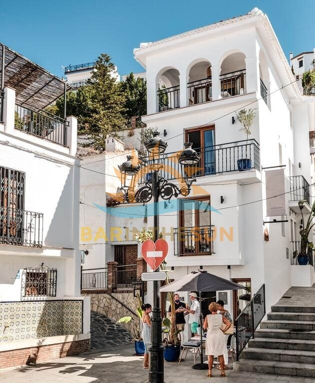 Freehold Boutique Guest House For Sale in Canillas de Aceituno Costa del Sol