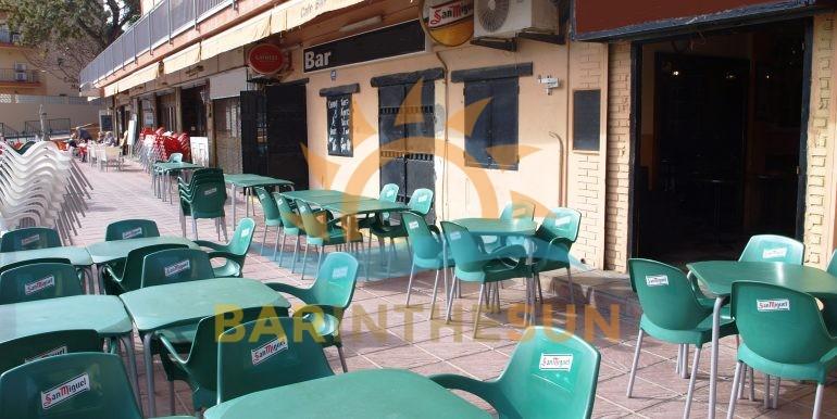 Benalmadena Drinks Bar For Sale