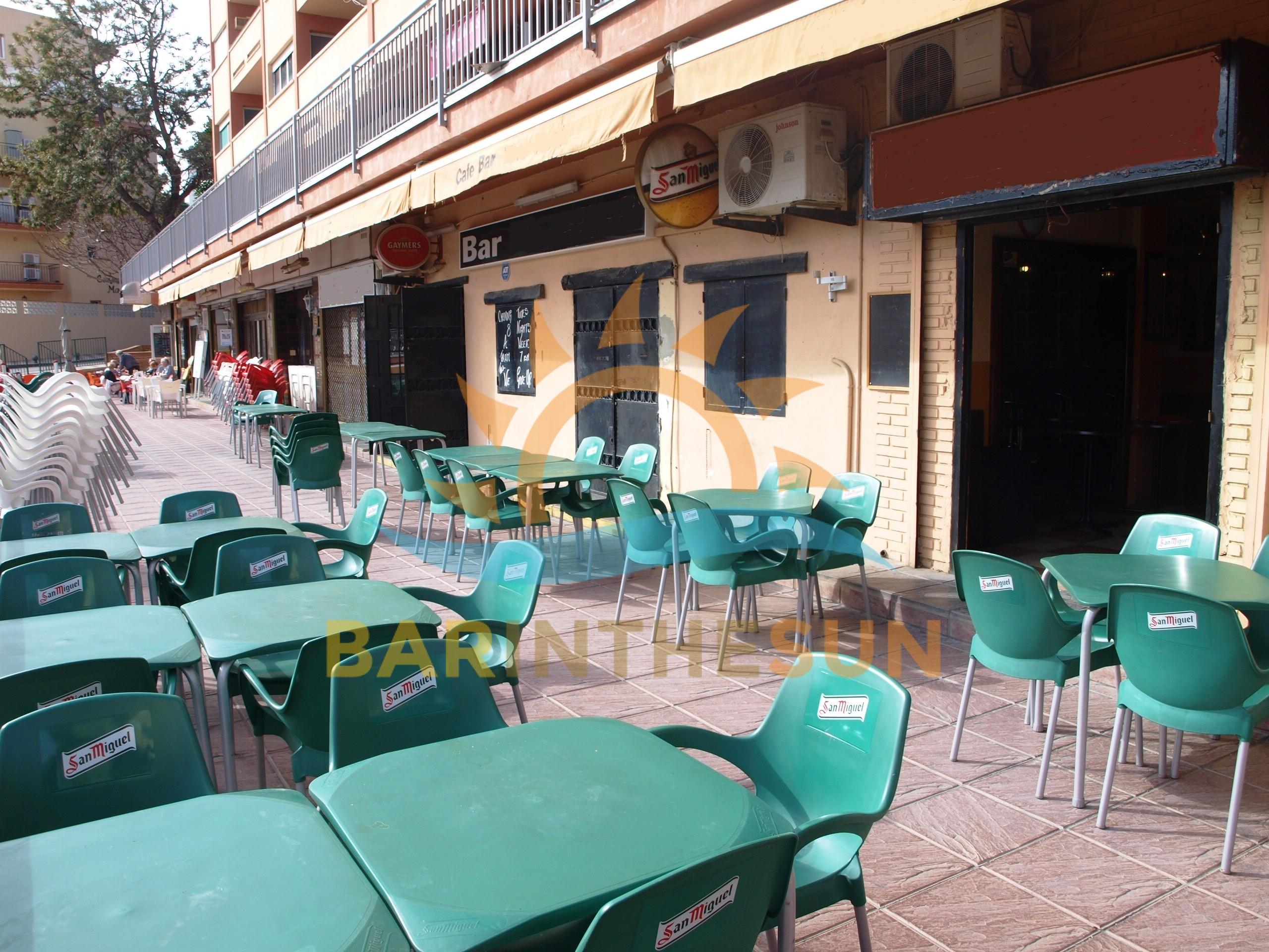 Benalmadena Drinks Bar For Sale, Bars For Sale in Spain