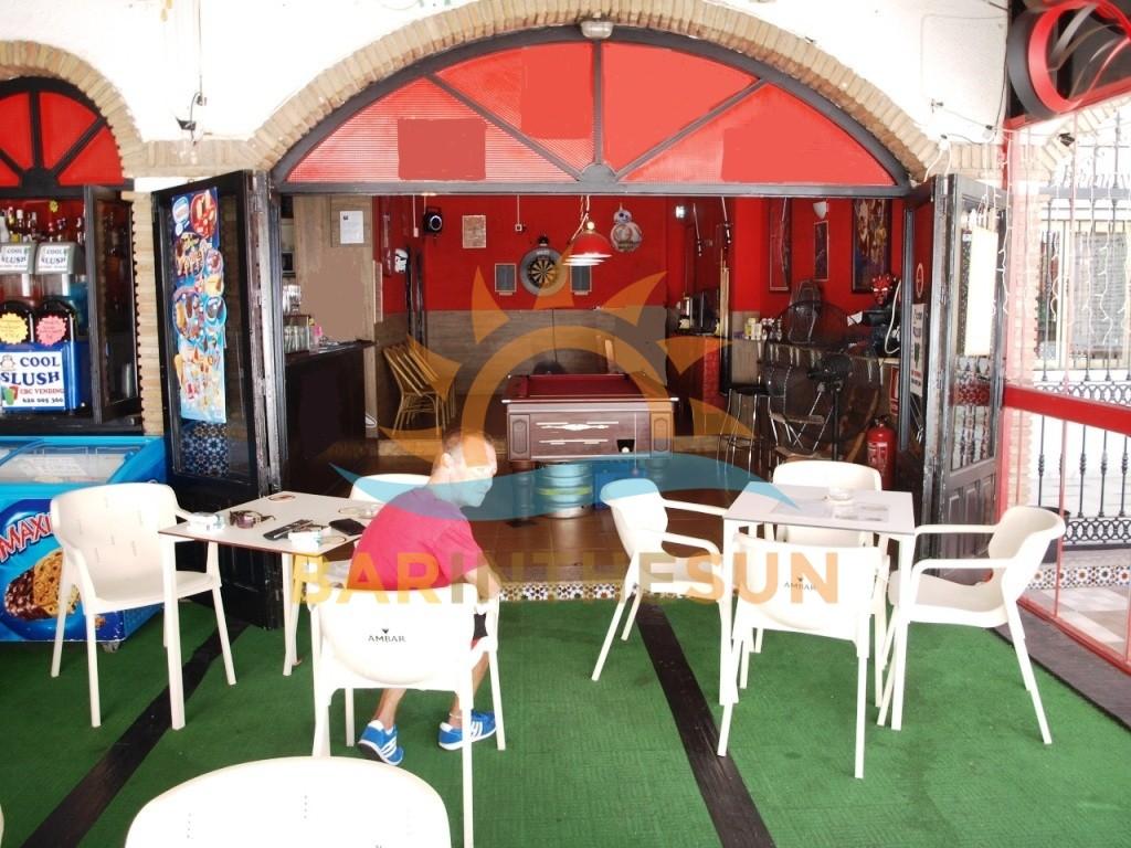 Drinks Bars For Sale in Benalmadena, Costa del Sol Drinks Bars For Sale