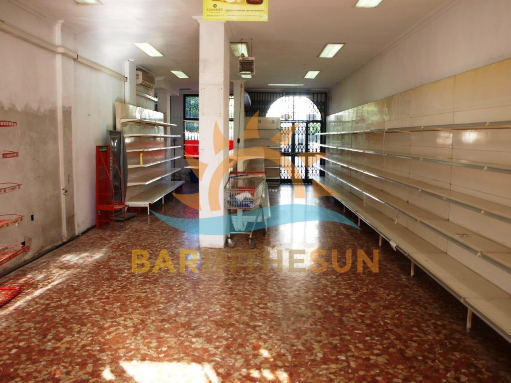 Benalmadena Mini Supermarket For Sale on The Costa Del Sol