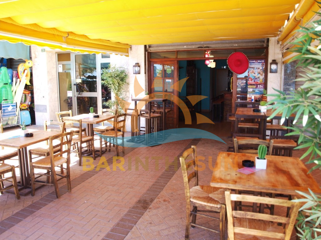 Fuengirola Seafront Cafe Bars For Sale, Seafront Businesses For Sale in Spain