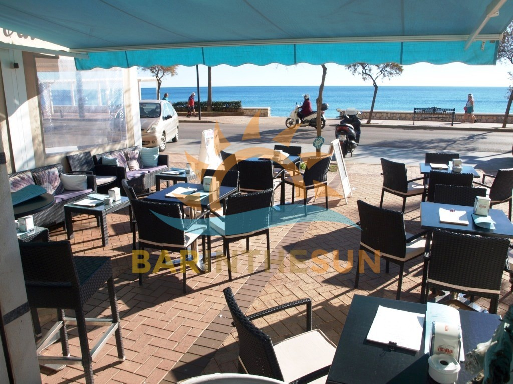 Costa Del Sol Seafront Cafe Bars for Sale, Seafront Bars For Sale in Spain