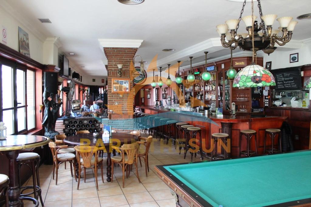 La Carihuela Cafe Sports Bar For Lease, Torremolinos Businesess For Sale