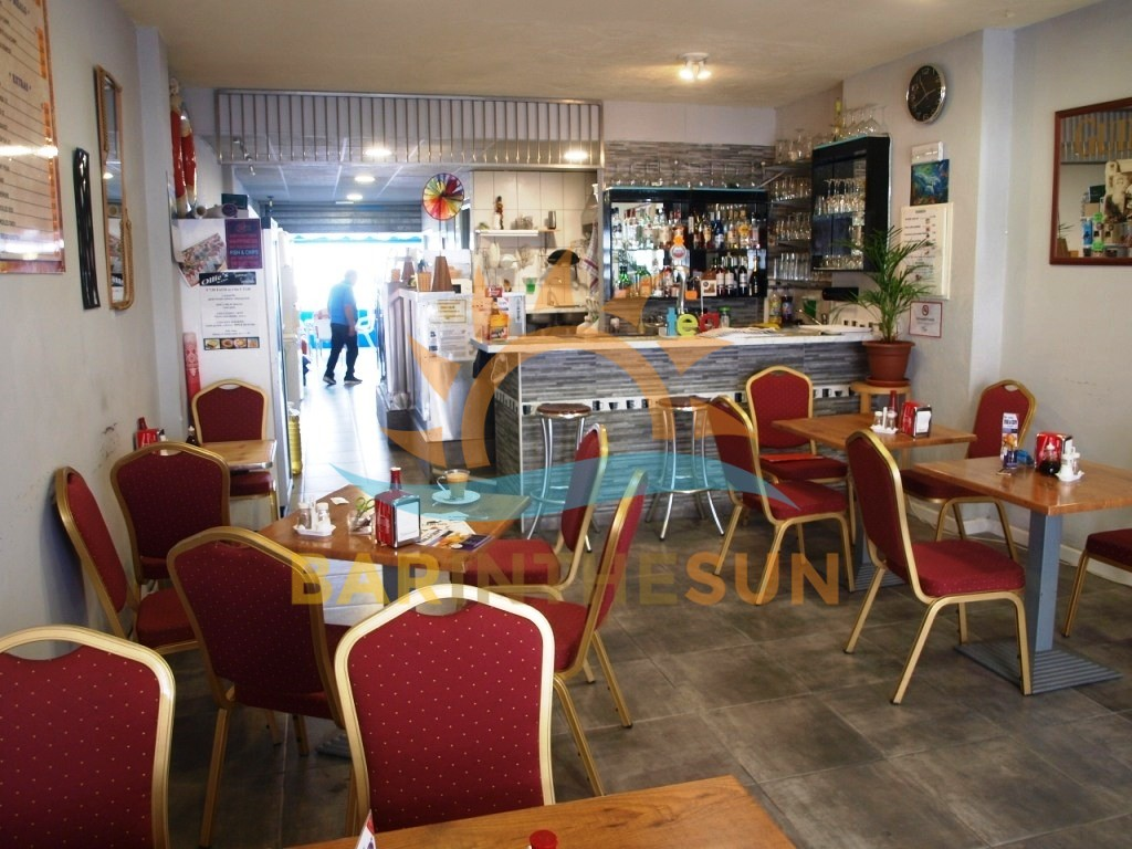 Benalmadena Cafe Bars For Sale, Cafe Bar Businesses For Sale in Spain