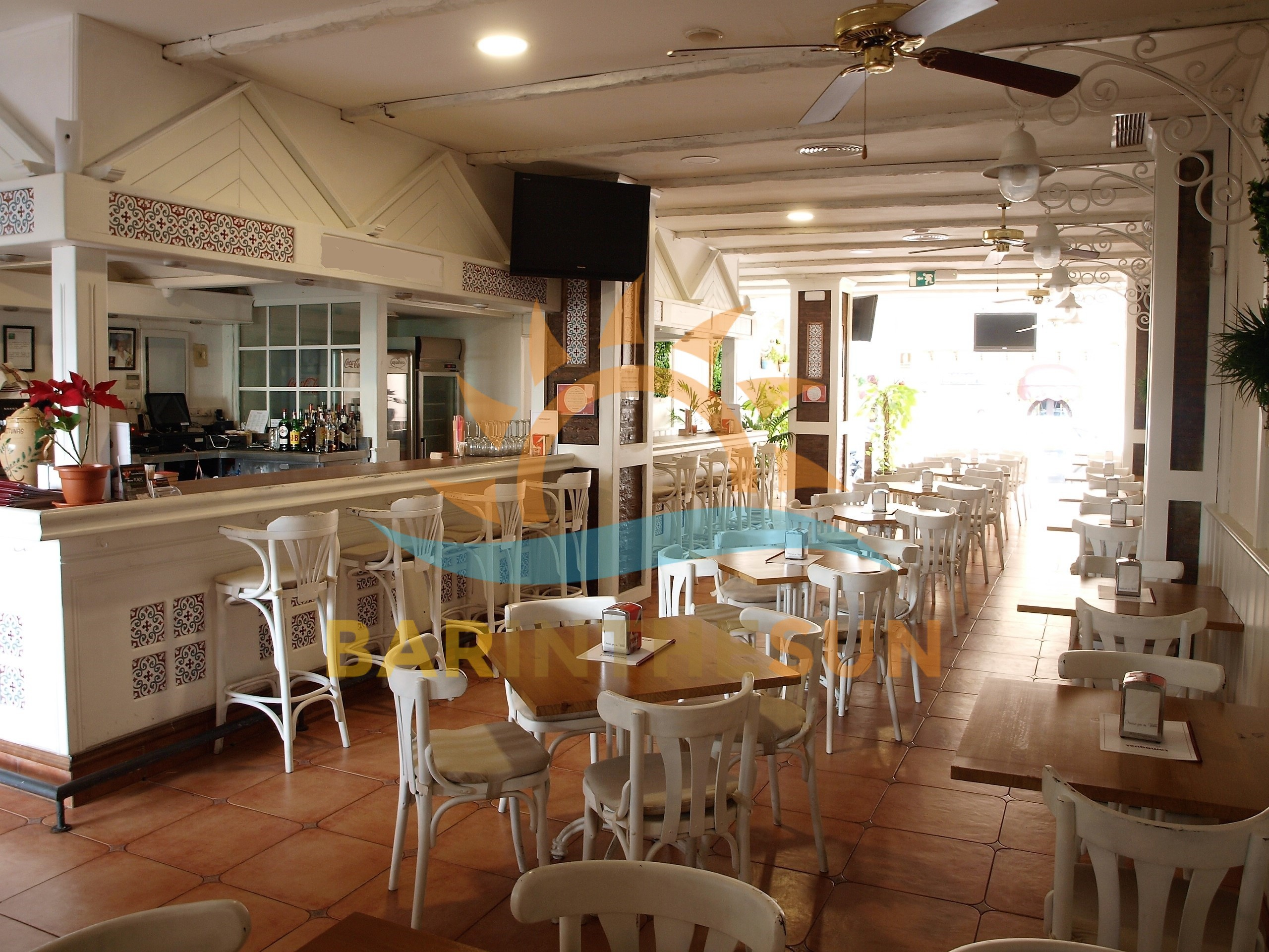 Bar Restaurant For Lease in Fuengirola, Costa del Sol Businesses For Sale