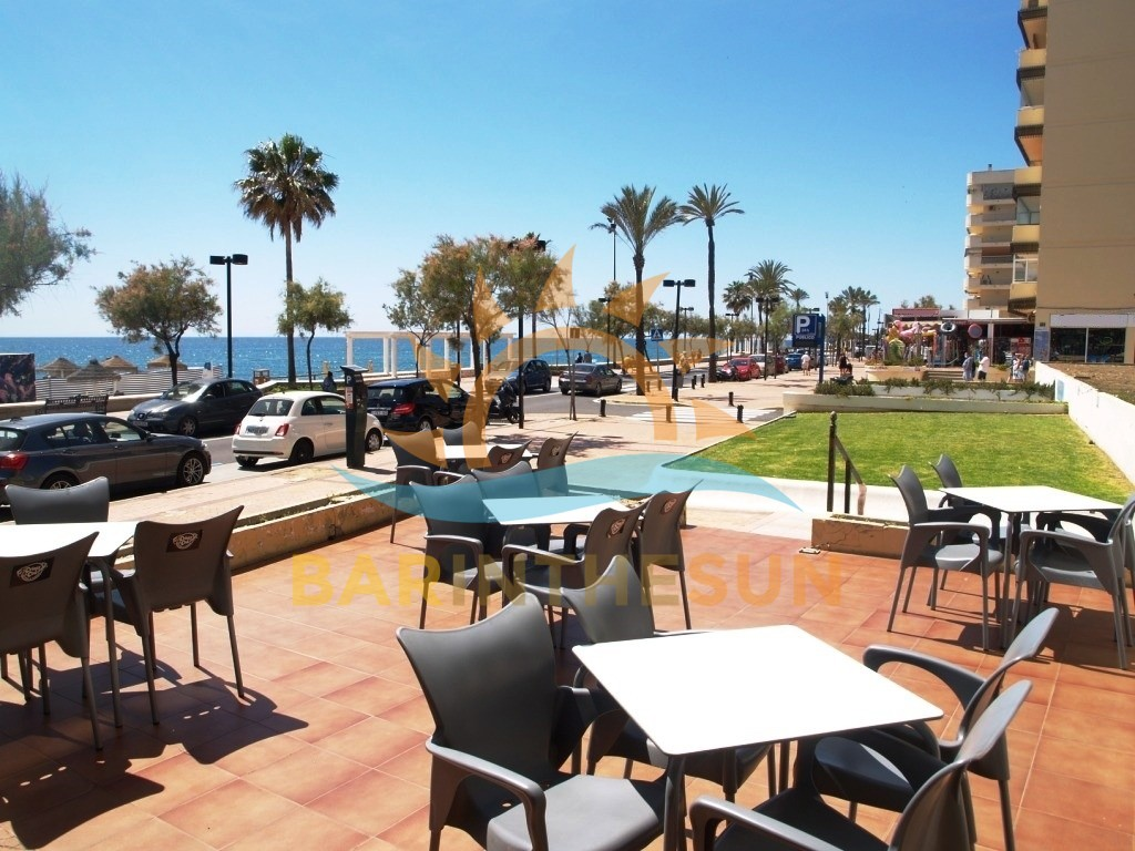 Fuengirola Seafront Cafe Bars For Lease, Seafront Bars For Sale in Spain