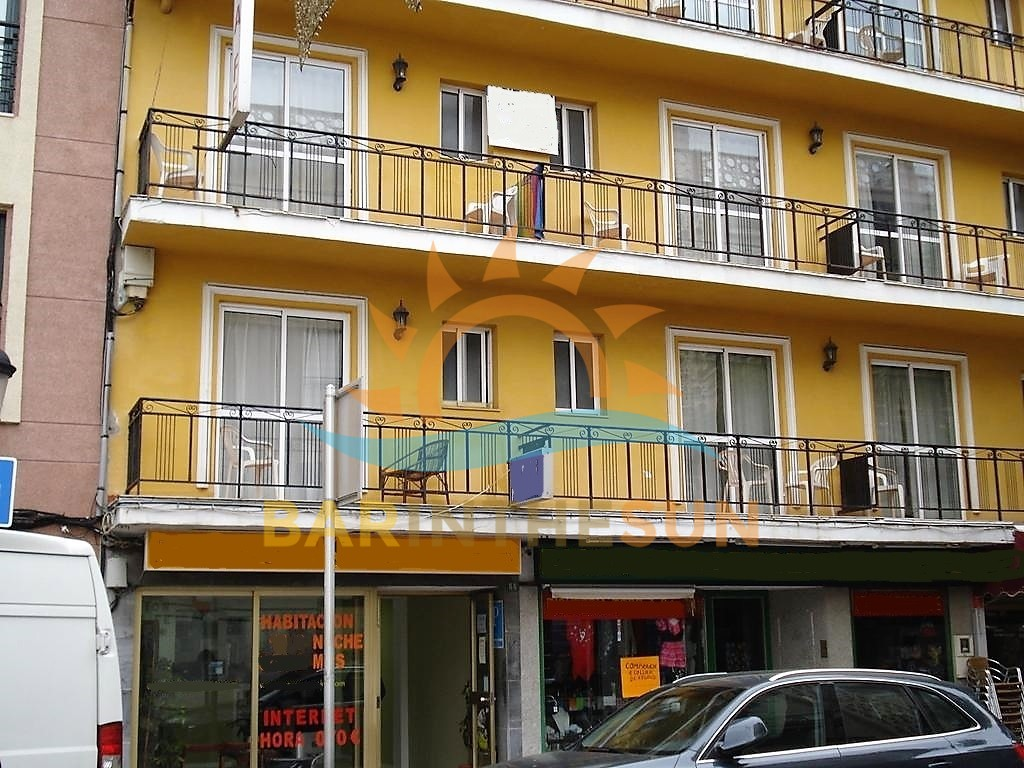 Freehold Hostel For Sale on The Costa del Sol, Hotels For Sale Spain