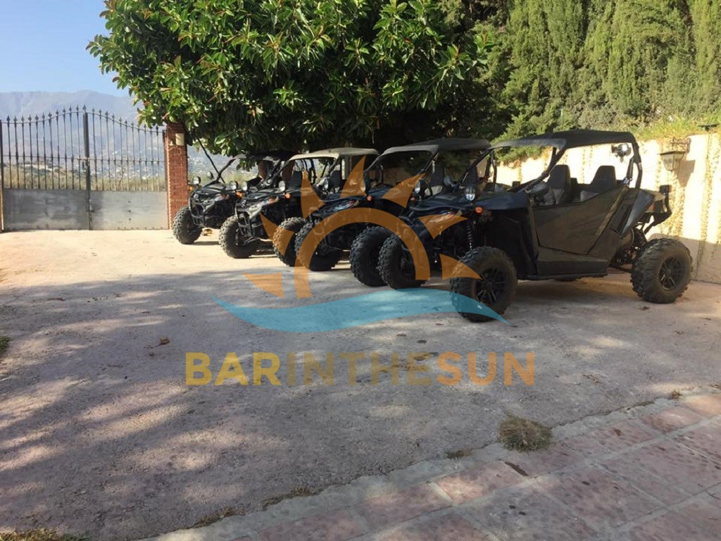 Buggy Tour Business For Sale in Mijas Costa on The Costa del Sol in Spain