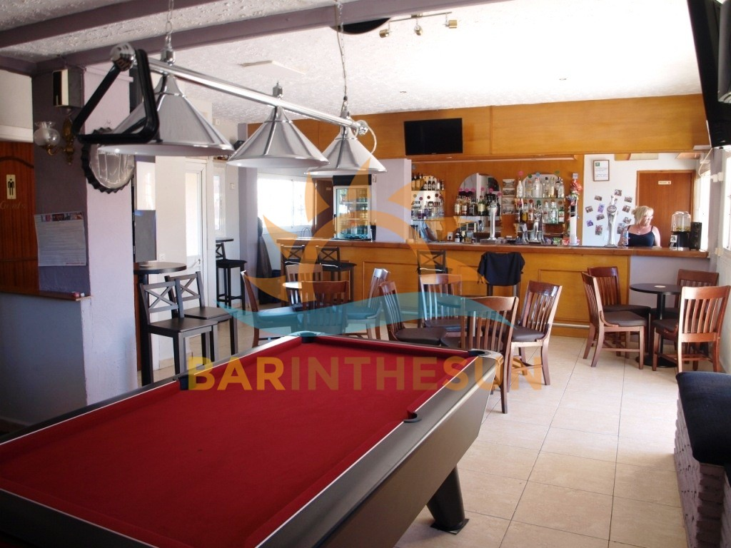 Businesses For Sale in Spain, Costa Del Sol Lounge Sports Bars For Sale