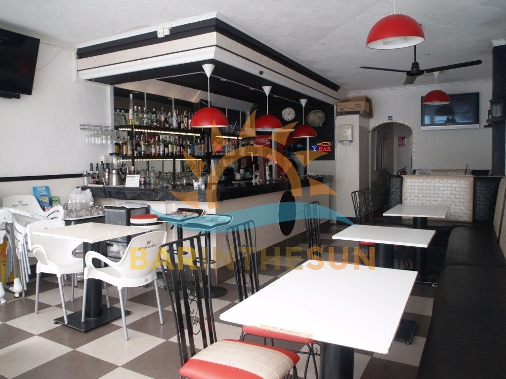 Cafe Bars For Lease in Torremolinos, Cafe Bars on The Costa Del Sol For Lease