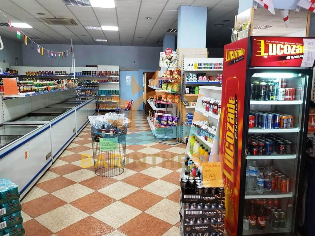 Supermarkets For Sale on The Costa del Sol, Businesses For Sale in Spain