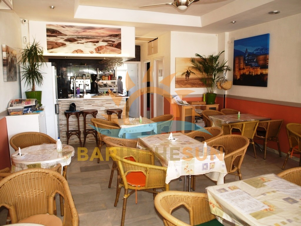 Calahonda Cafe Bars For Lease, Mijas Costa Cafe Bars For Sale