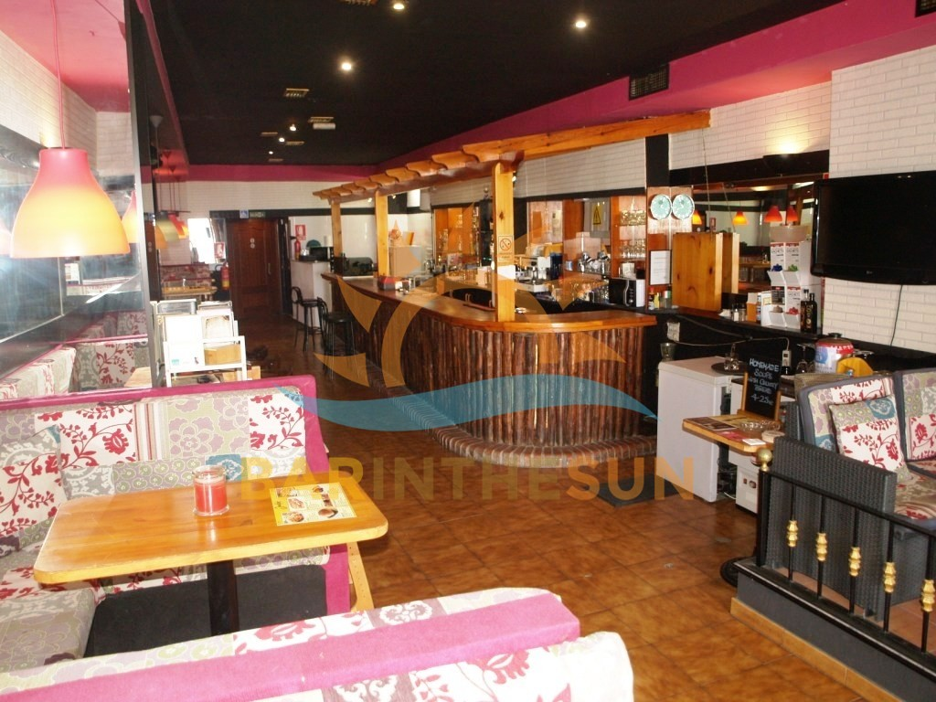 Fuengirola Seafront Cafeteria Bars For Sale, Sea Front Bars For Sale in Spain