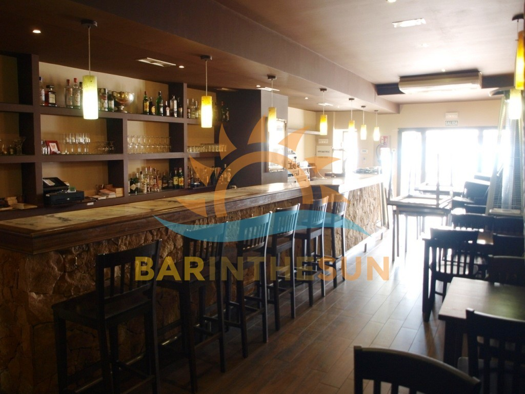 Freehold Seafront Bar Restaurants in Fuengirola For Sale, Freehold Businesses For Sale Spain