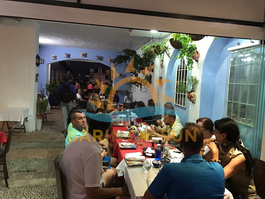 Bistro Bar Restaurant For Sale in The World Famous Puerto Banus