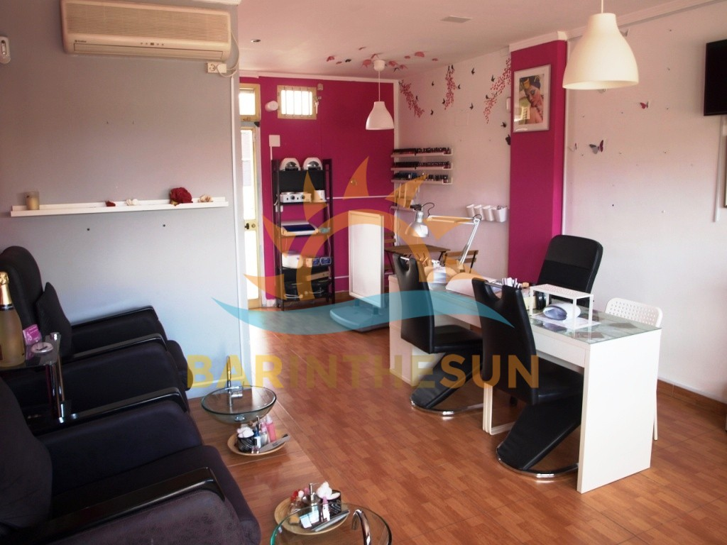 Benalmadena Nail and Pedicure Salon For Sale, Businesses For Sale in Spain
