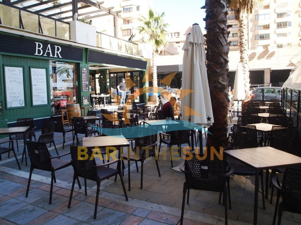 Cafe Bars in Fuengirola For Sale, Cafe Bars For Sale on The Costa Del Sol