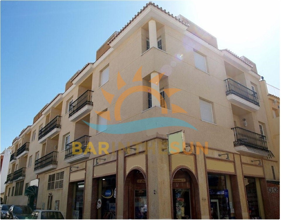 Freehold ApartHotel For Sale in La Carihuela on The Costa del Sol in Spain