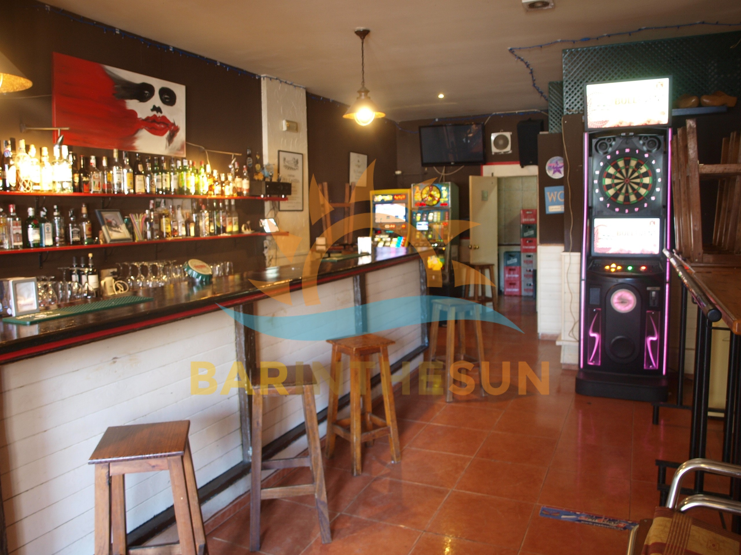 Drinks Bar For Sale in The Centre of Torremolinos, Bars For Sale in Spain