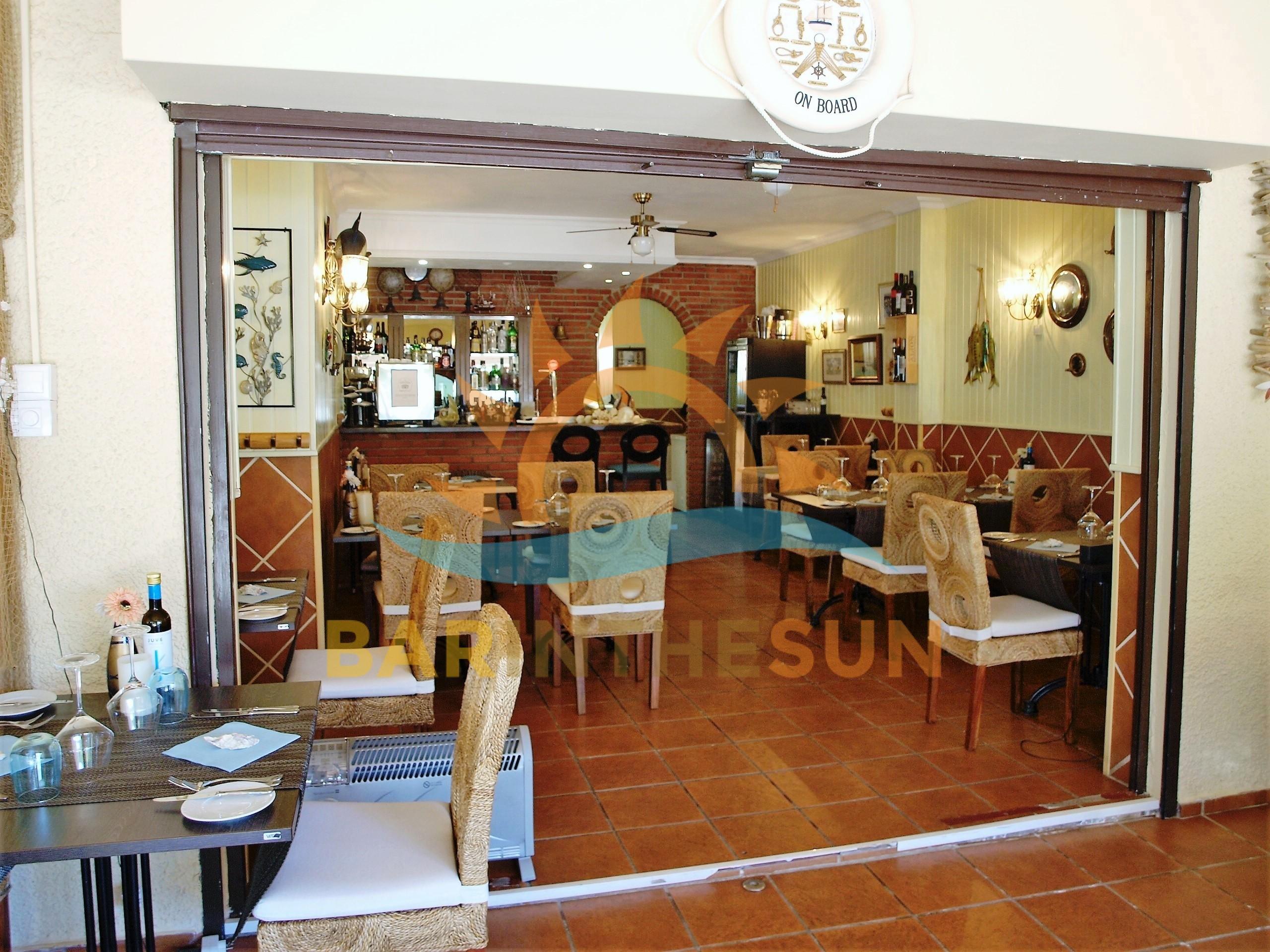 Fabulous Fully Established Successfully Run Mijas Costa Bar Restaurant For Sale