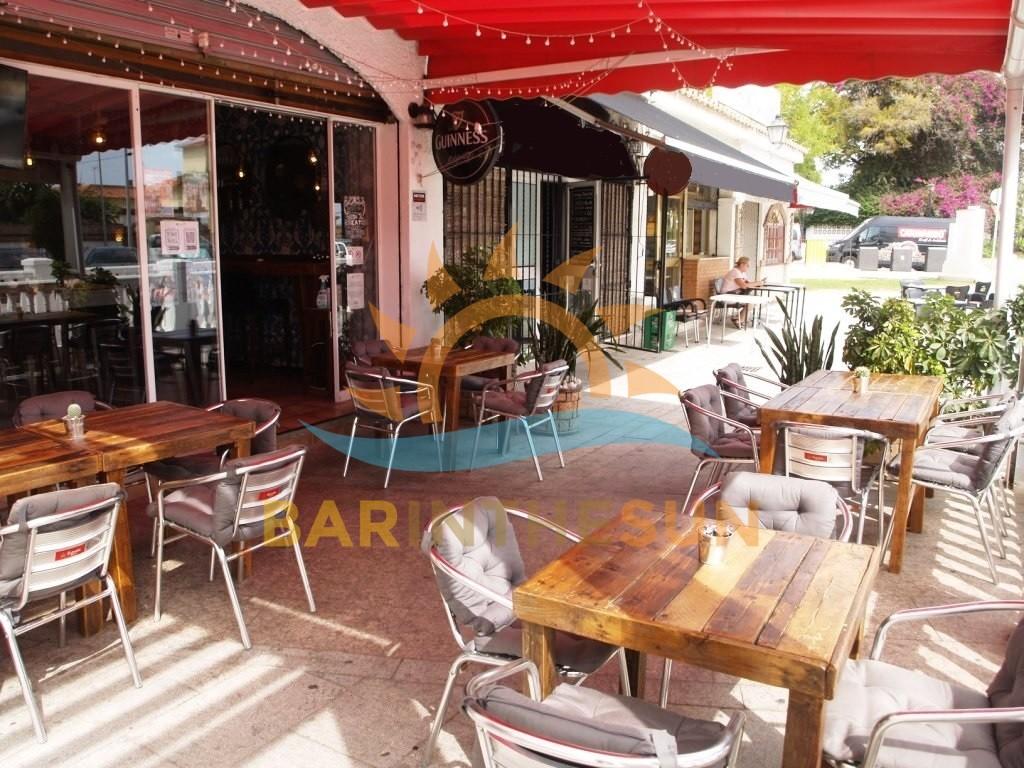 Benalmadena Cafe Bars For Sale, Bars For Sale on The Costa Del Sol in Spain