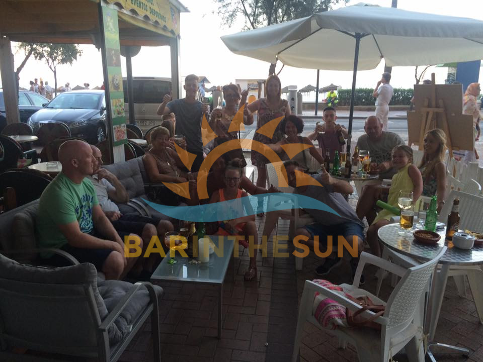 Fuengirola Sea Front Bars For Rent, Rent a Bar in Spain