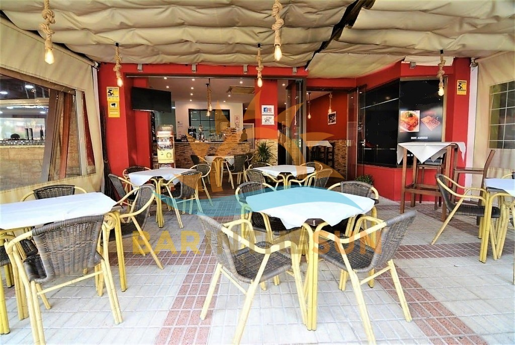 Fuengirola Cafe Bars For Sale, Cafe Pizza Bars For Sale in Spain