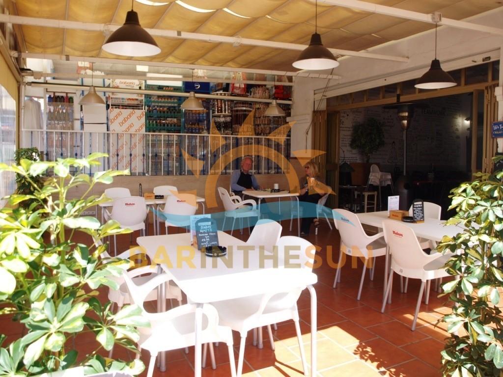 Cafe Bars in Benalmadena For Sale, Costa del Sol Businesses For Sale