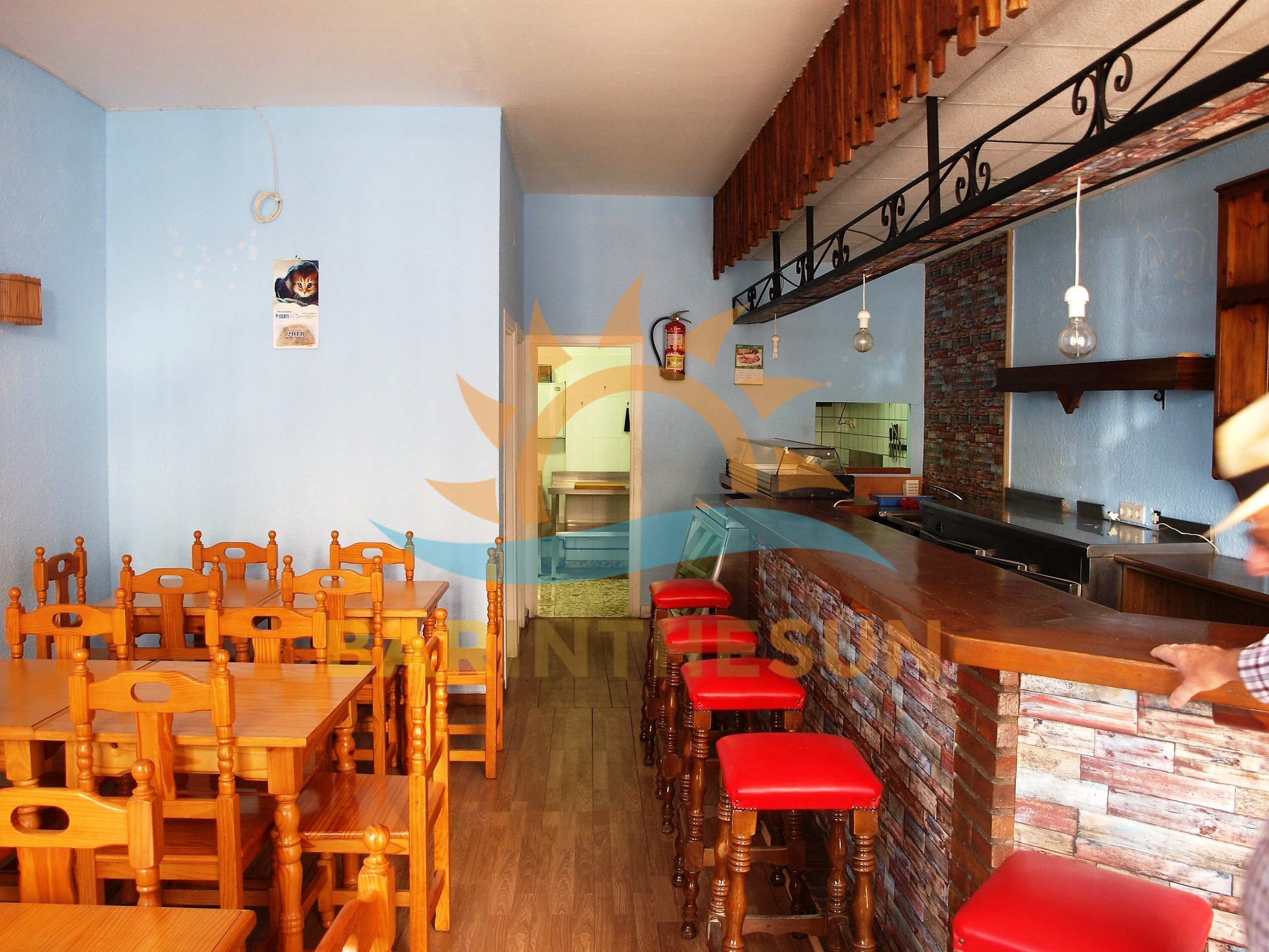 Cafe Bars For Rent in Fuengirola on The Costa del Sol, Bars For Rent in Spain