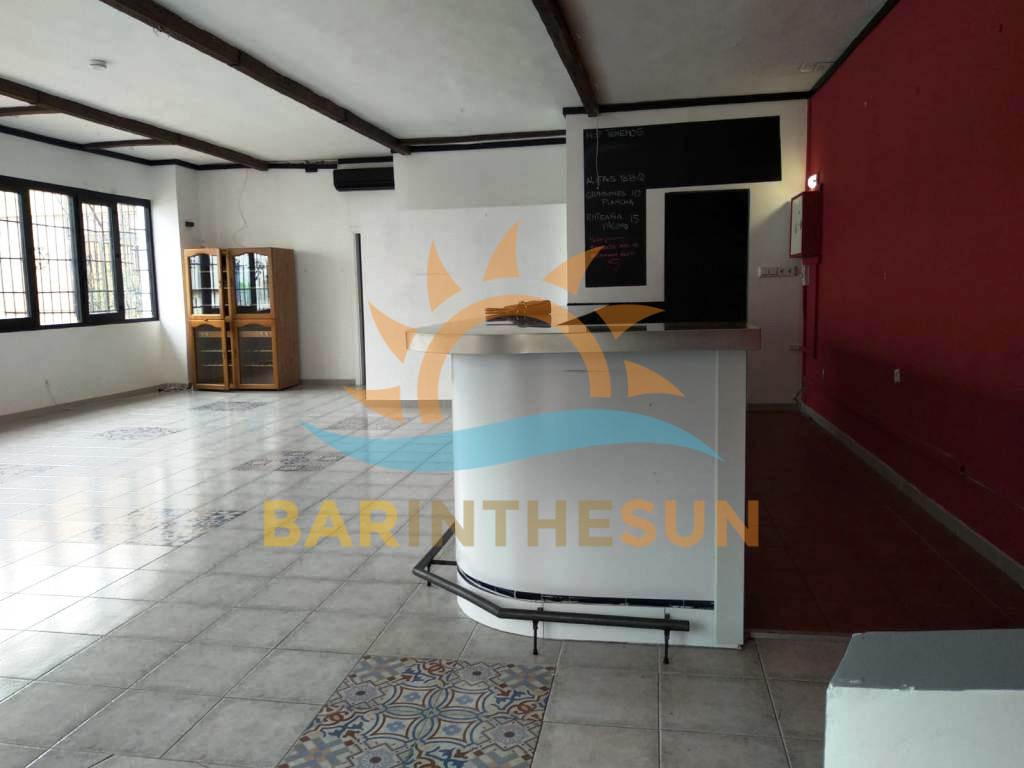 Bar Restaurants in Torremolinos For Sale, Costa Del Sol Bar Restaurants For Sale